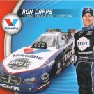 2007 NHRA FC Handout Ron Capps (Valvoline)