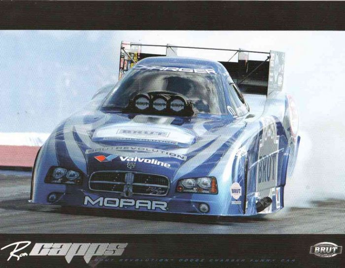 2007 NHRA FC Handout Ron Capps