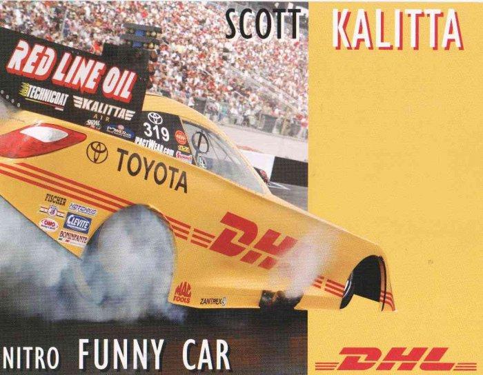 2007 NHRA FC Handout Scott Kalitta (DHL)