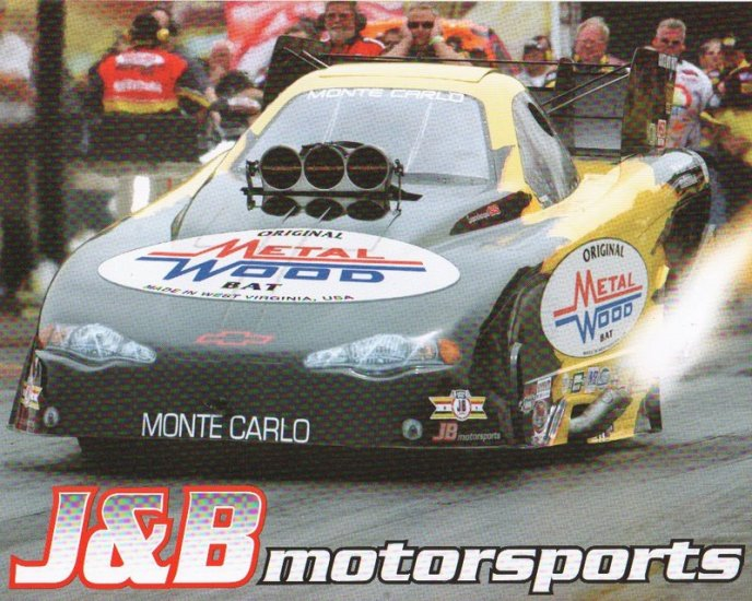 2007 NHRA FC Handout Paul Lee
