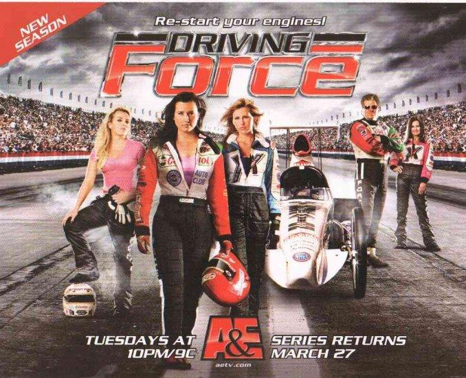 2007 NHRA FC Handout Driving Force wm