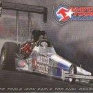 2007 NHRA TF Handout David Baca