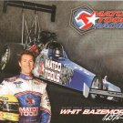 2007 NHRA TF Handout Whit Bazemore (version #1)