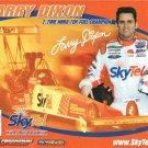2007 NHRA TF Handout Larry Dixon
