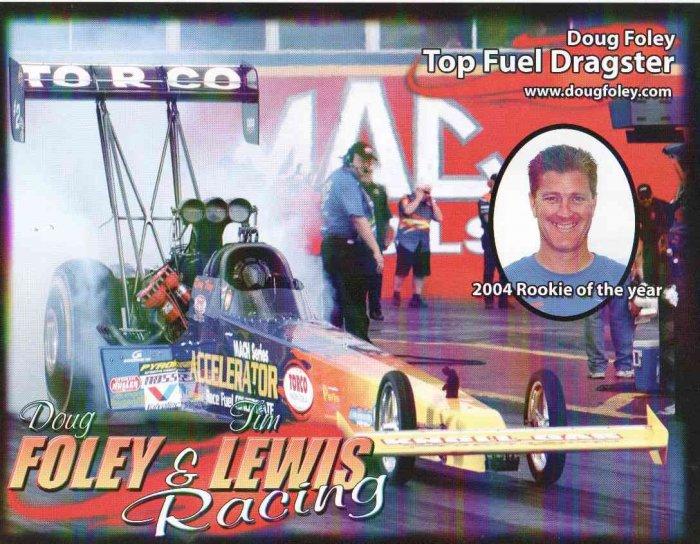 2007 NHRA TF Handout-Doug Foley (version #1)