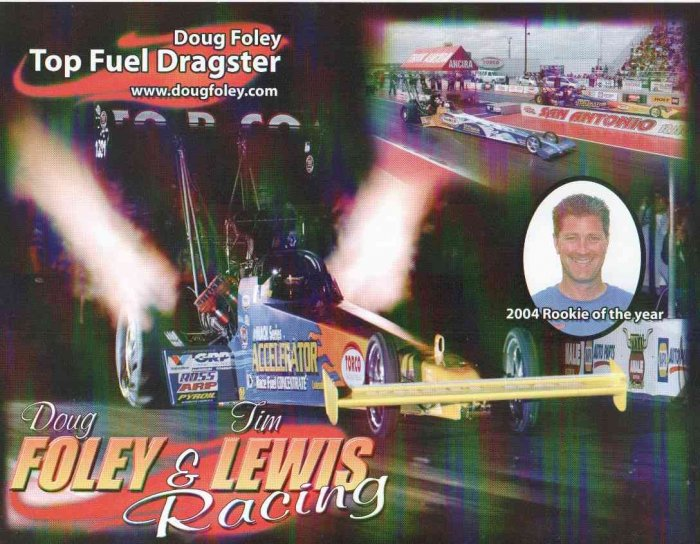 2007 NHRA TF Handout Doug Foley (version # 2)
