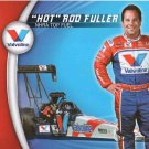 2007 NHRA TF Handout Hot Rod Fuller (Valvoline-version # 2)