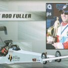 2007 NHRA TF Handout Hot Rod  Fuller (White Shark #1 no burnout)