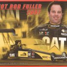 2007 NHRA TF Handout Hot Rod Fuller (McAllister Caterpillar)