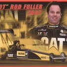 2007 NHRA TF Handout Hot Rod Fuller (Mustang Caterpillar)