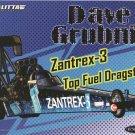 2007 NHRA TF Handout David Grubnic (Zantrex 3- version # 1)