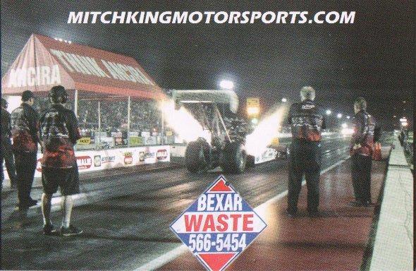 2007 NHRA TF Handout Mitch King