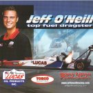 2007 NHRA TF Handout Jeff O'Neil