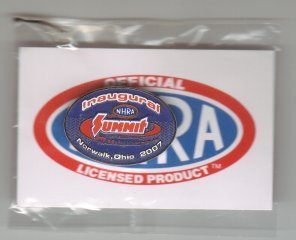 2007 NHRA Event Pin Norwalk