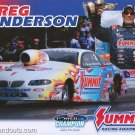 2008 NHRA PS Handout Greg Anderson (version #1)
