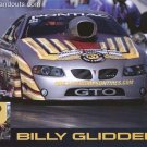 2008 NHRA PS Handout Billy Glidden