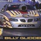 2008 NHRA PS Handout Billy Glidden