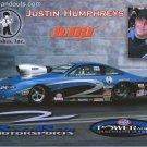 2008 NHRA PS Handout Justin Humphreys (version #1)