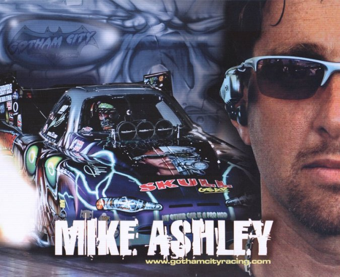 2006 NHRA FC Handout Mike Ashley (version #2)