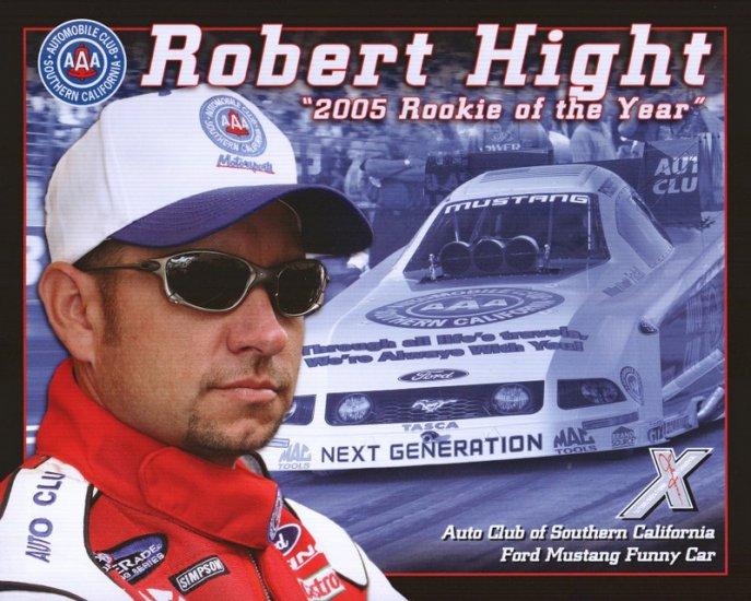 2006 NHRA FC Handout Robert Hight