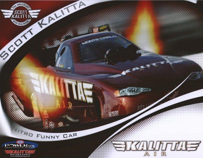 2006 NHRA FC Handout Scott Kalitta (version #1)