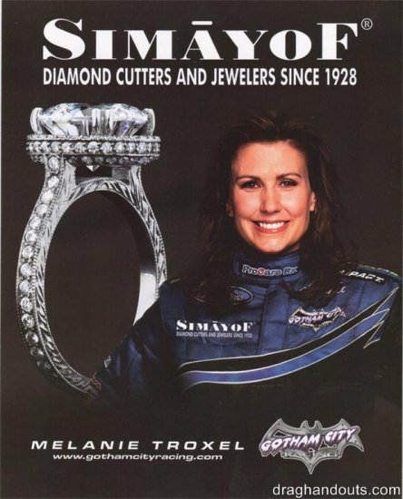 2008 NHRA FC Handout Melanie Troxel (version #3) wm Vegas 1