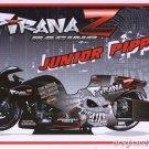 2008 NHRA PSB Handout Junior Pippin (version #1)