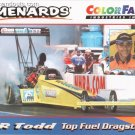 2006 NHRA TF Handout JR Todd (version #1)