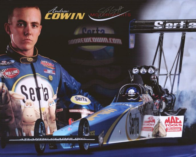 2006 NHRA TF Handout Andrew Cowin