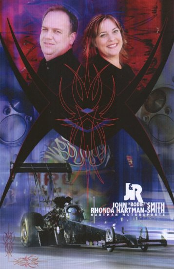 2006 NHRA TF Handout Rhonda Hartman-Smith wm