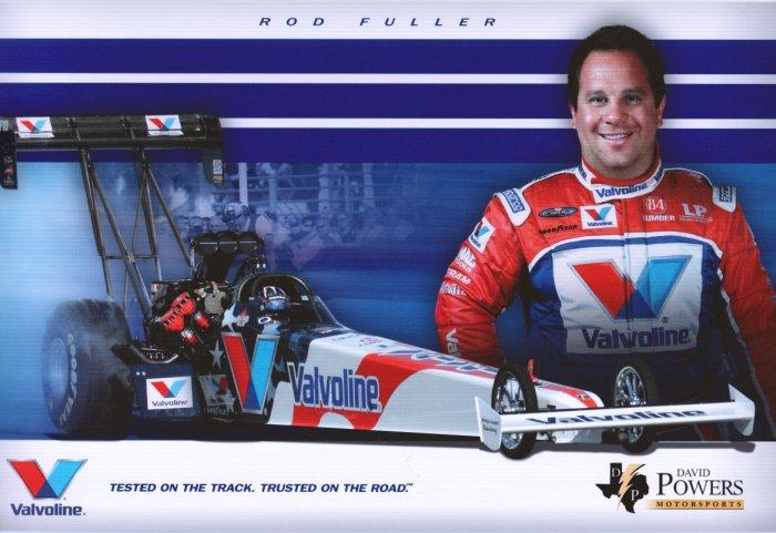 2006 NHRA TF Handout Rod Fuller (version #2)