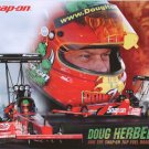 2006 NHRA TF Handout Doug Herbert