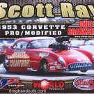 2008 NHRA PM Handout Scott Ray