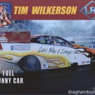 2008 NHRA FC Handout Tim Wilkerson (version #1)