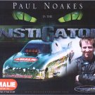 2008 NHRA AFC Handout Paul Noakes