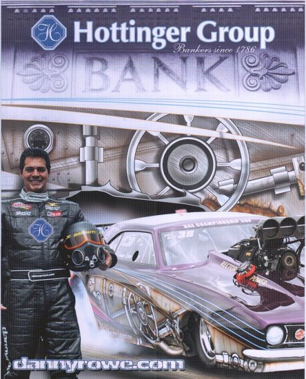 2008 NHRA PM Handout Danny Rowe (version #2)