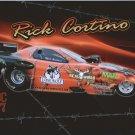 2008 NHRA AFC Handout Rick Cortino