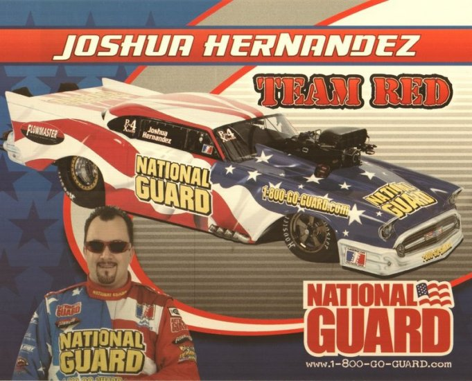 2008 NHRA PM Handout Josh Hernandez (version #2)