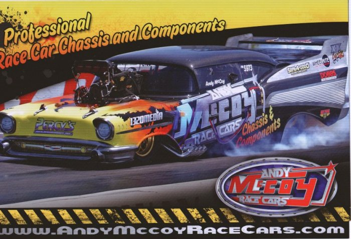 2008 NHRA PM Handout Andy McCoy