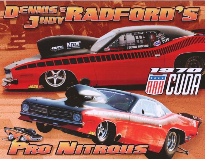 2008 NHRA PM Handout Dennis Radford