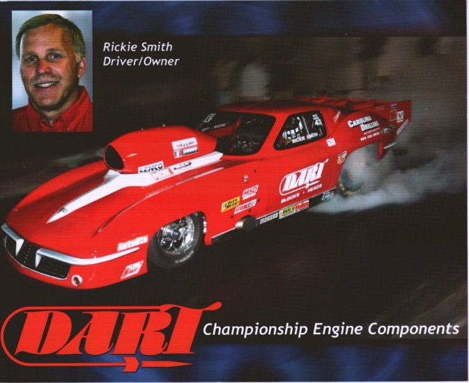 2008 NHRA PM Handout Rickie Smith