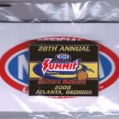 2008 NHRA Event Pin Atlanta