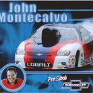 2008 NHRA PS Handout John Montecalvo