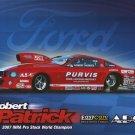 2008 NHRA PS Handout Robert Patrick