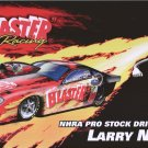 2008 NHRA PS Handout Larry Nance