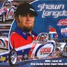 2008 NHRA Sportsman Handout Shawn Langdon
