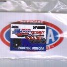 2008 NHRA Event Pin Phoenix