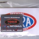 2007 NHRA Event Pin Chicago