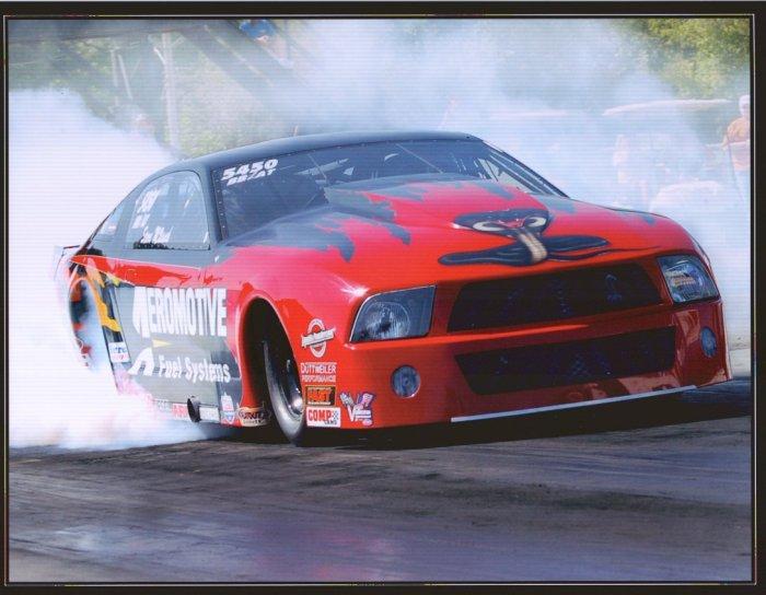 2008 NHRA Sportsman Handout Steve Matusek