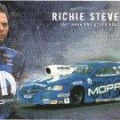 2007 NHRA PS Handout Richie Stevens